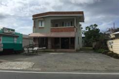 Quebradillas, Propiedad con Una casa, Dos locales y Un estudio (265K…Precio Reducido!)